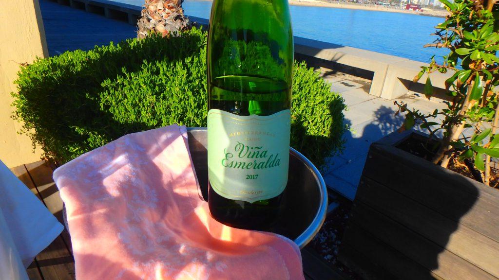 バルセロナ 美味しいワイン スペイン産