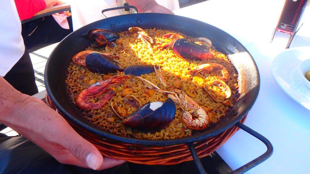 バルセロナ パエリアが美味しいレストラン