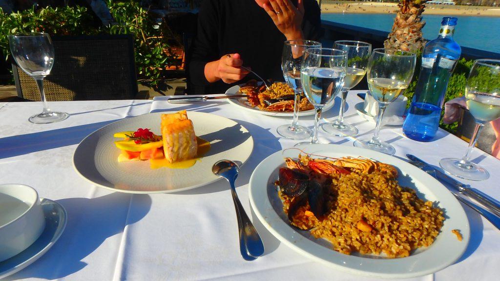 バルセロネータ パエリアが美味しいレストラン