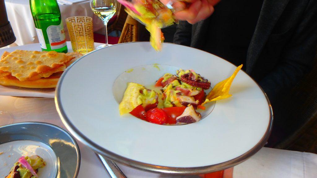 ミラノのシーフードが美味しいレストラン ブログ