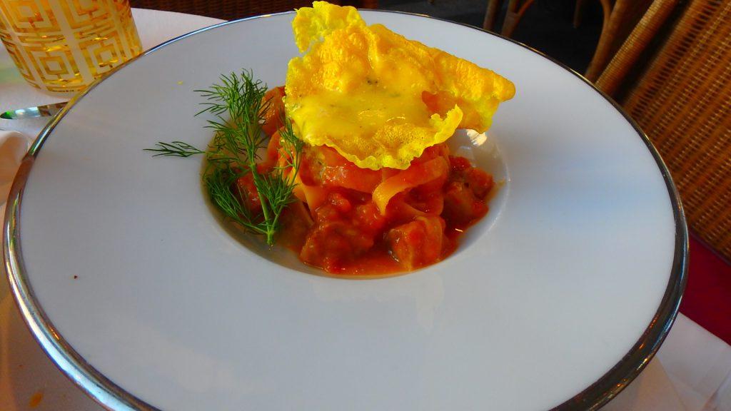 ミラノのパスタが美味しいレストラン