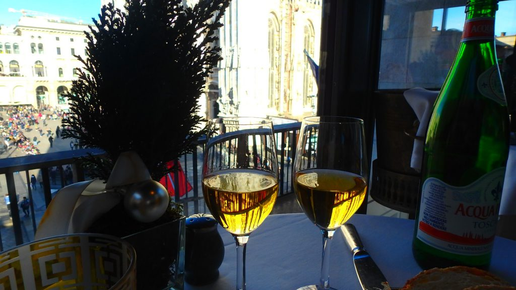 イタリア ミラノ デザートワイン