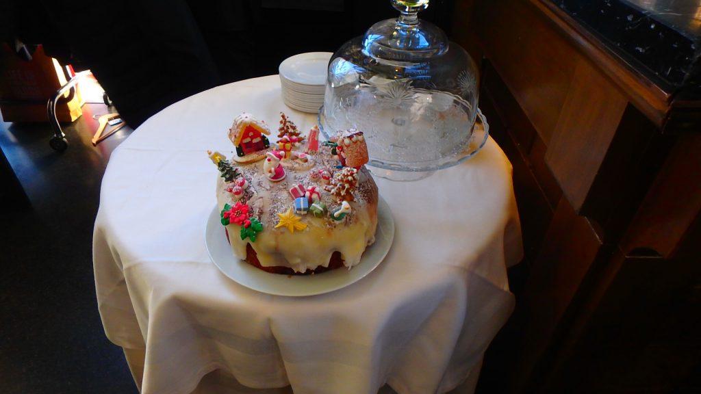 ミラノ クリスマスケーキ レストラン