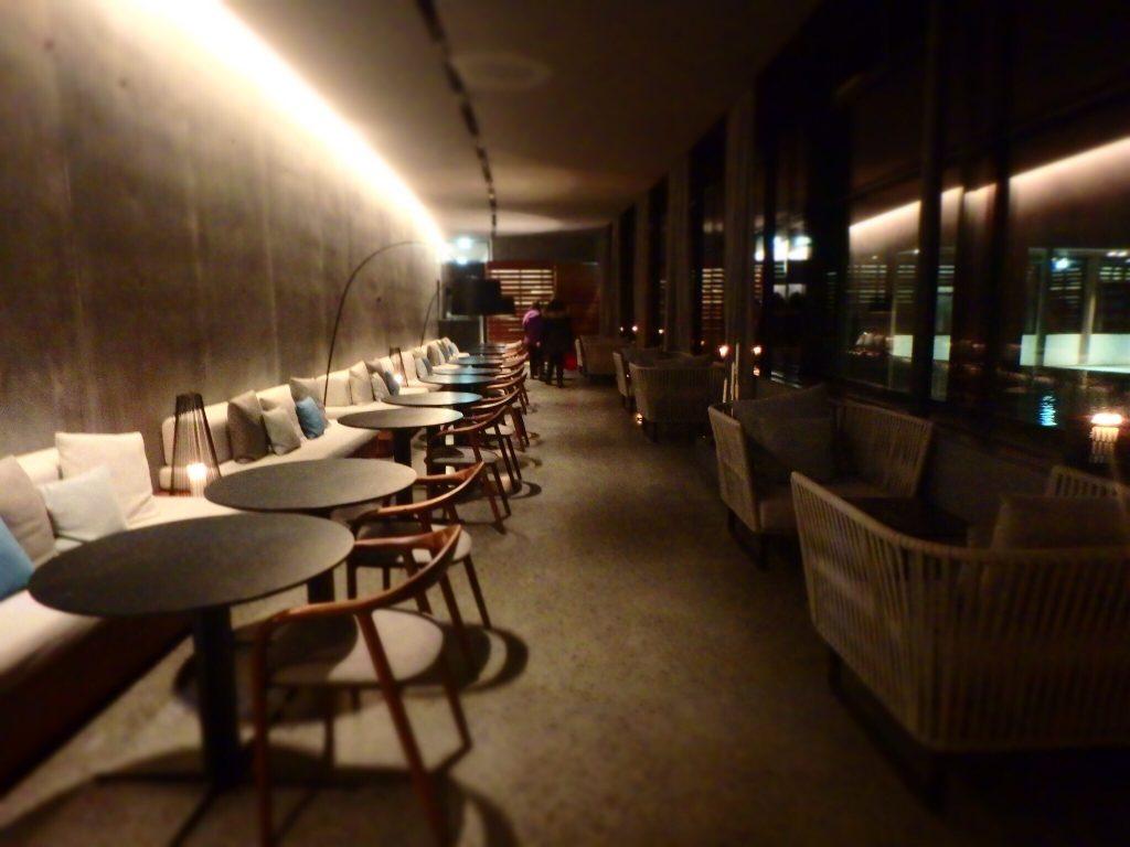 アイスランド ブルーラグーン リトリートスパのレストラン