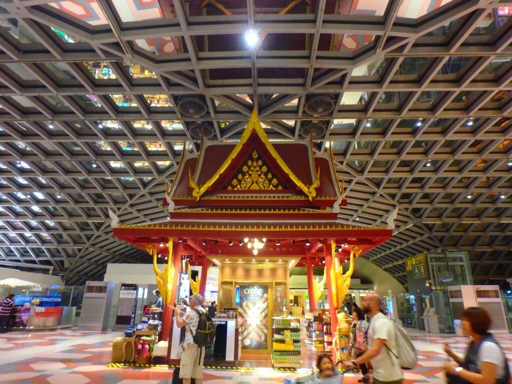 バンコク・スワンナプーム国際空港