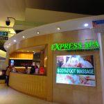 バンコク・スワンナプーム空港内のマッサージ店「Express SPA」