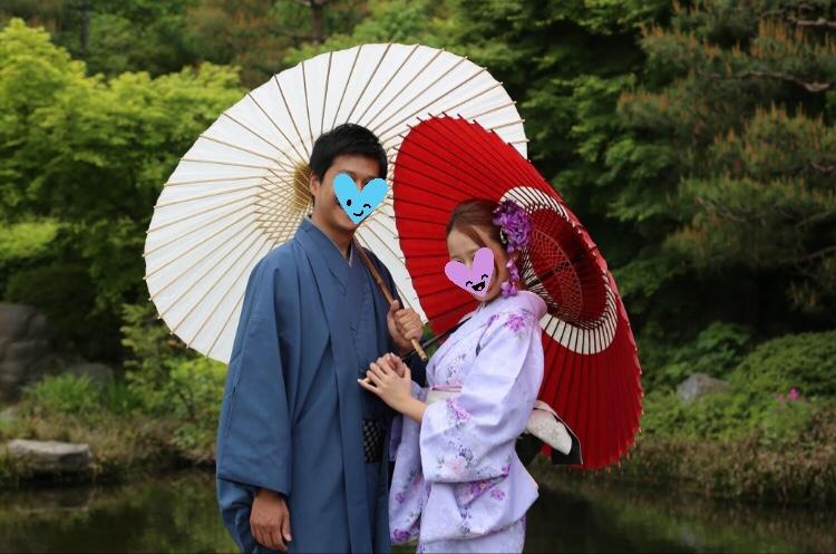 和装で金沢観光 石川旅行