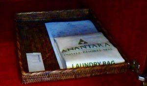 海外ホテルのランドリーサービス