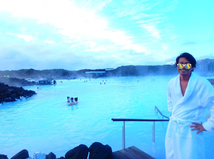 アイスランド ブルーラグーン ブログ
