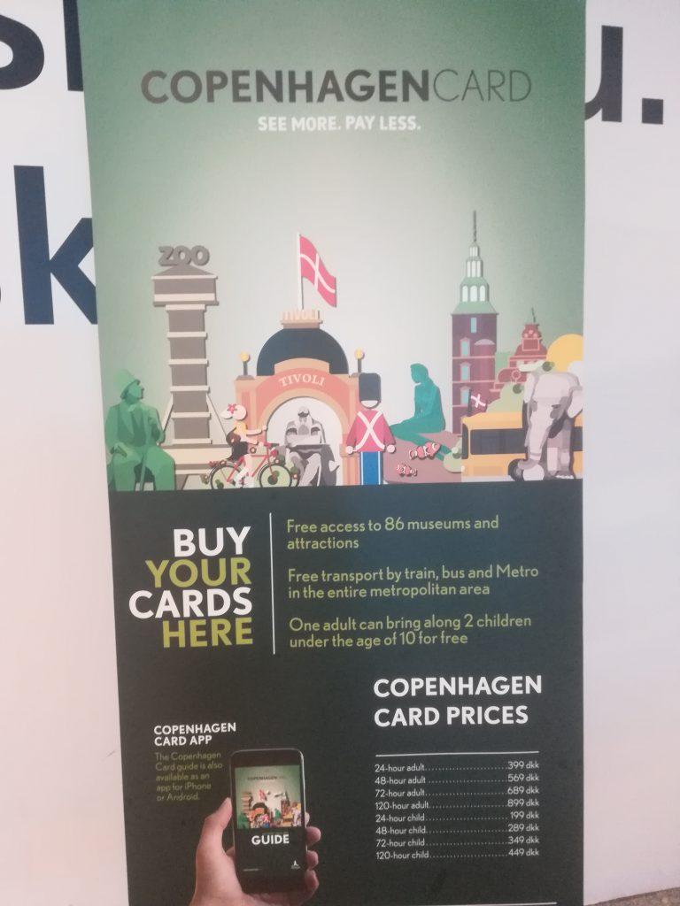 コペンハーゲンカードの買い方