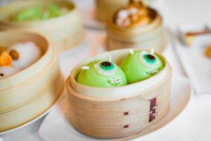 香港ディズニー 飲茶 モンスターズインク マイク