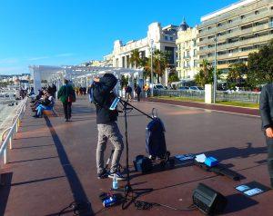 海外のストリートミュージシャン チップ