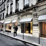 パリのCHANEL本店でお買い物。カンボン通り〜フランス旅行ブログ