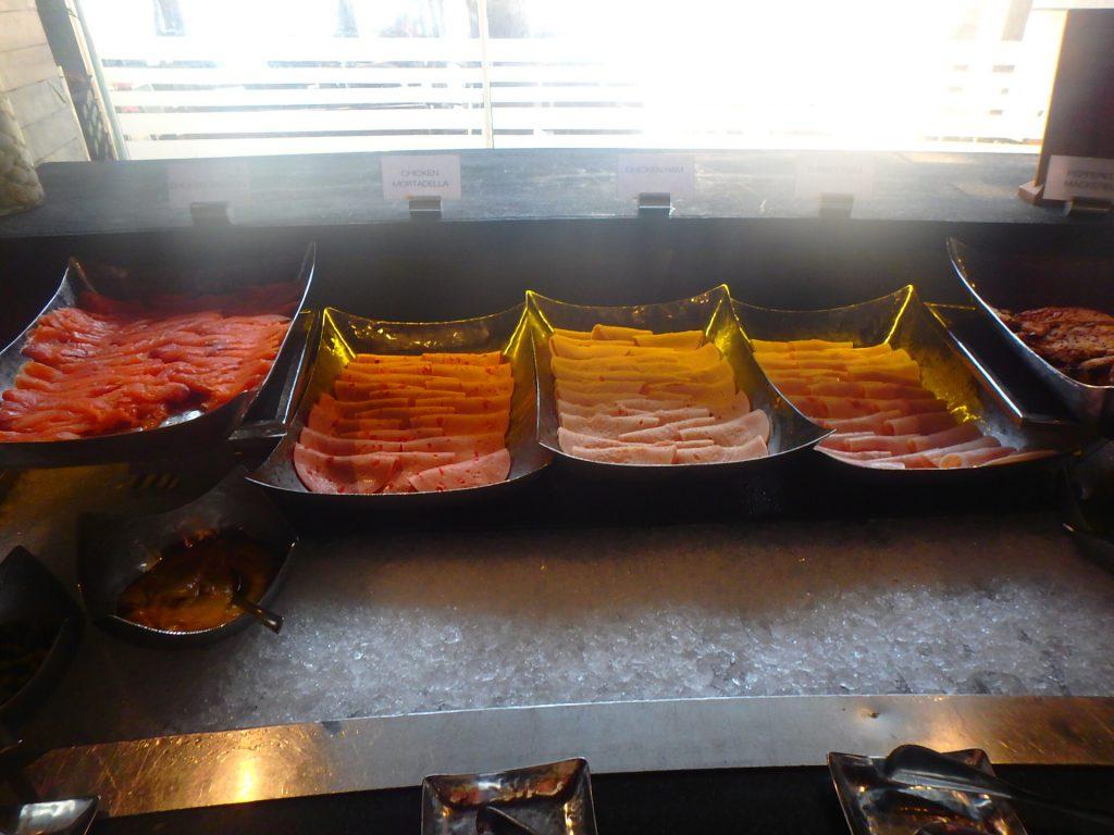 モルディブ アナンタラディグの朝ご飯
