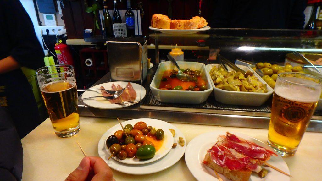 バルセロナのおすすめバル ブログ