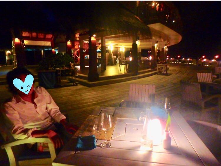モルディブ 美味しい レストラン