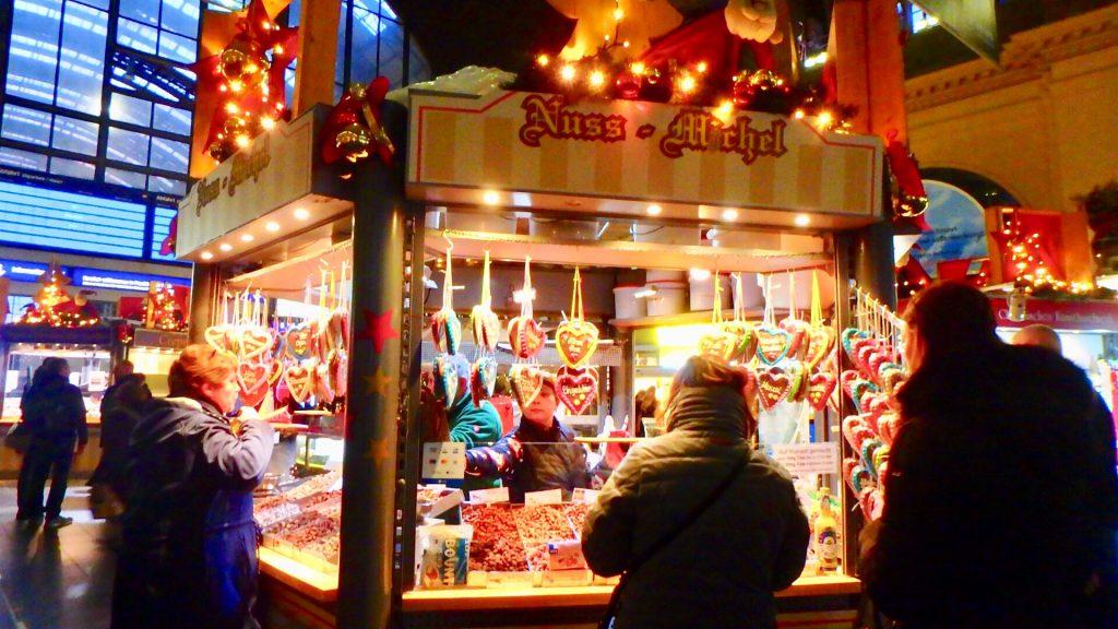 ドイツ クリスマスマーケット クッキー
