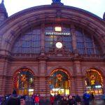 フランクフルト中央駅のフードコートで食事したりぶらぶら散策|旅ブログ