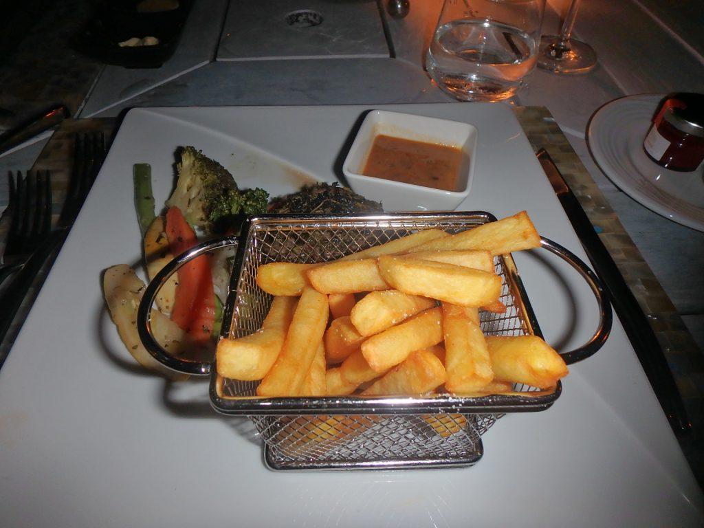モルディブ 美味しい 食事