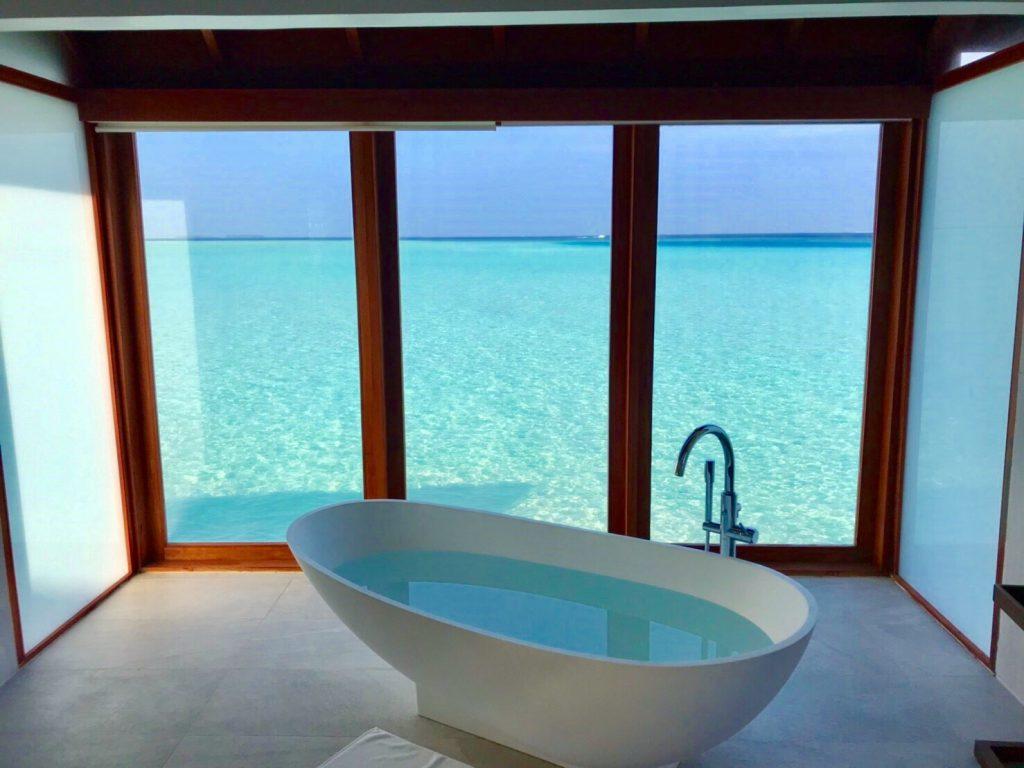 モルディブ バスルーム
