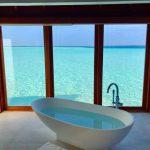 【モルディブ】アナンタラ ディグのプール付き水上コテージ宿泊記ブログ