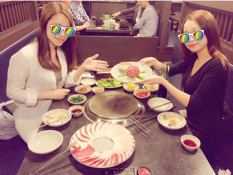 韓国 明洞 美味しい焼肉屋さん ブログ