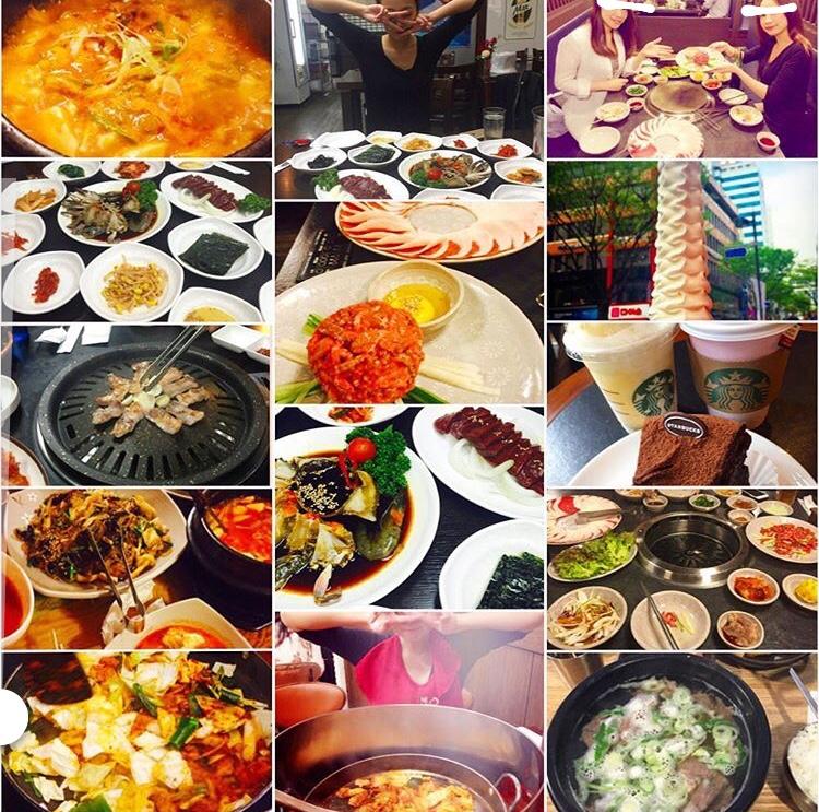 韓国旅行 明洞 グルメ ブログ