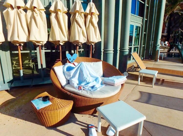 モナコ プール ブログ