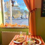 ウィーンでおすすめのレストランで。伝統的なオーストリア料理とビールが美味しいお店