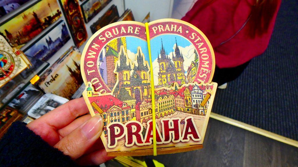 プラハ お土産 おすすめ