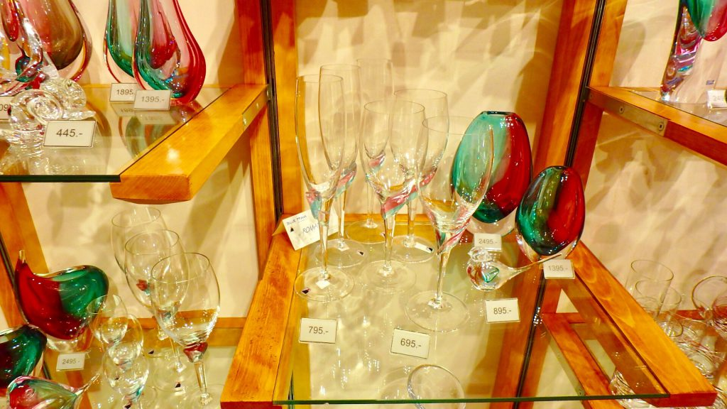 プラハ お土産 食器 グラス