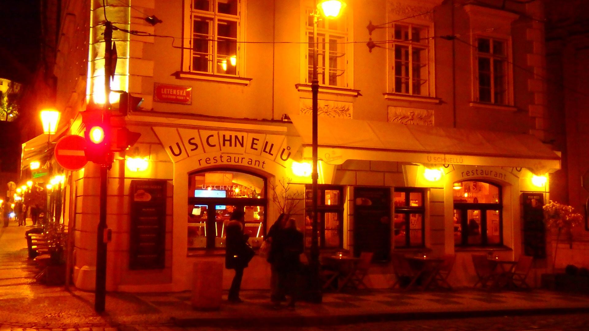 プラハ レストラン 安い