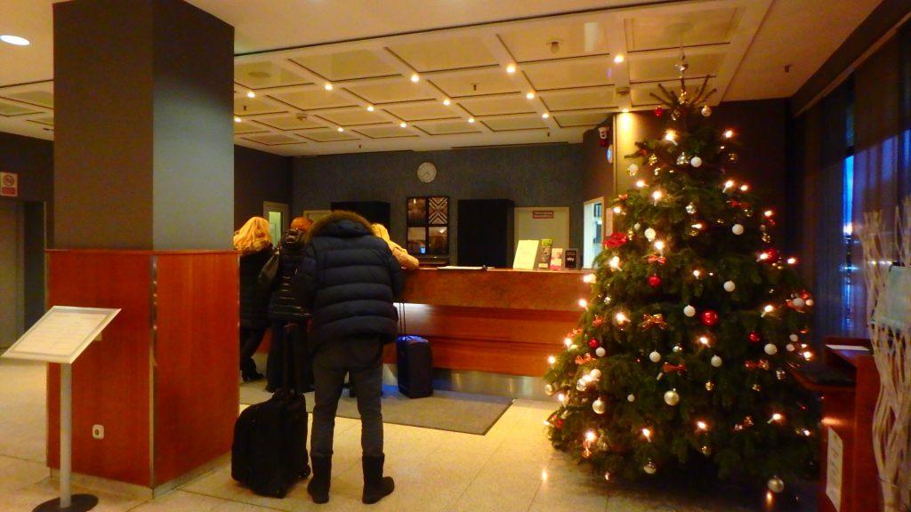 フランクフルト クリスマスマーケットに近いホテル