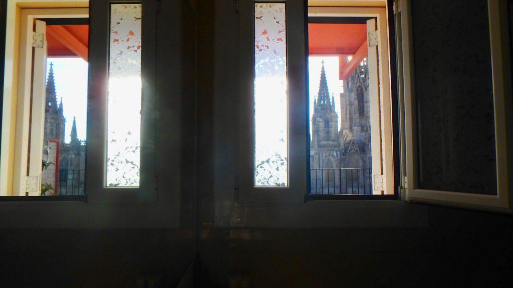 ホテルコロン バルセロナ 洗面所