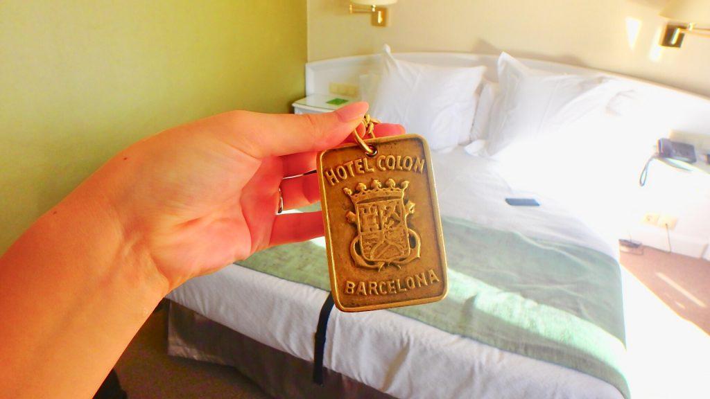 Hotel colon Barcelona 宿泊記
