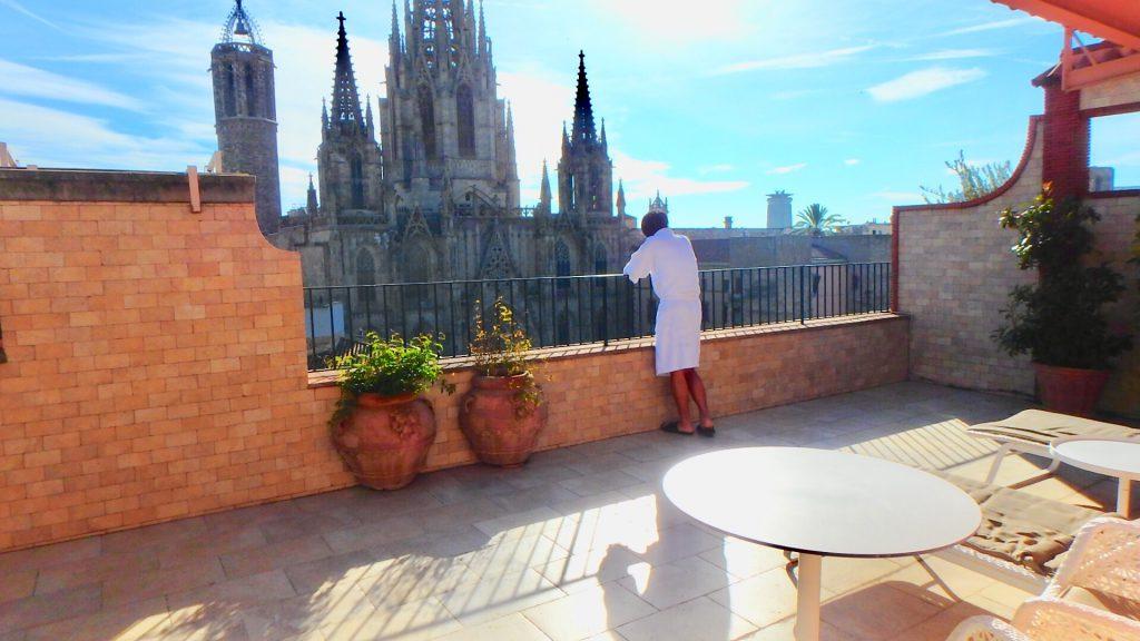ホテルコロン バルセロナ ブログ