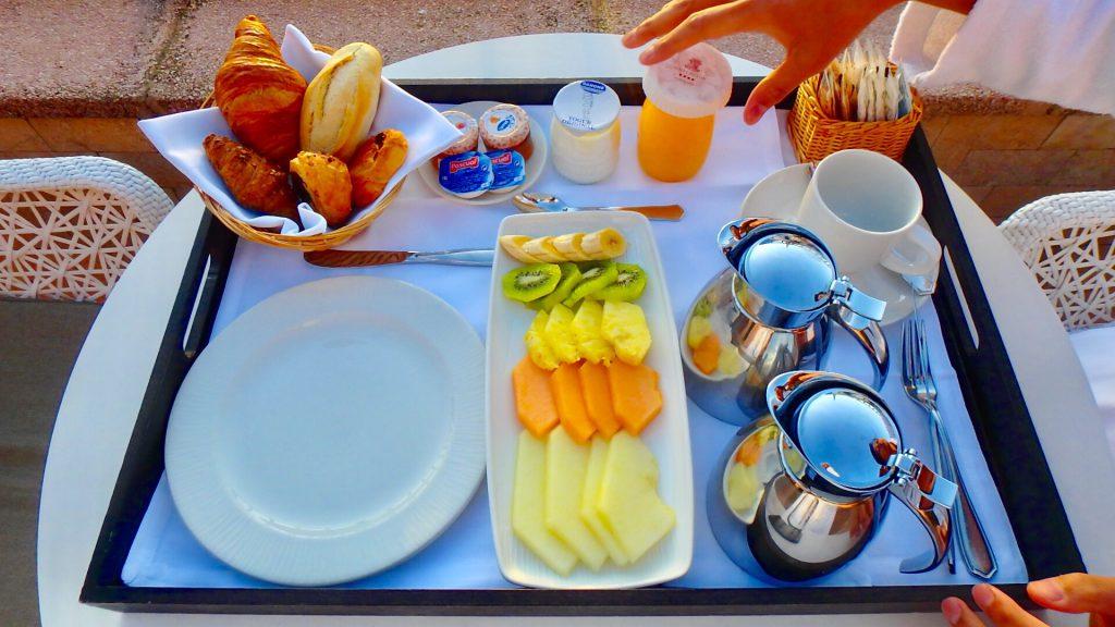 ホテル コロン バルセロナ 朝食