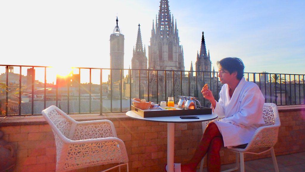 バルセロナ おしゃれなホテル ブログ