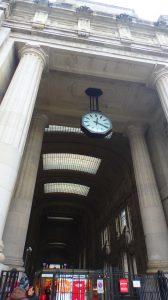 ミラノ中央駅 (Milano Centrale)