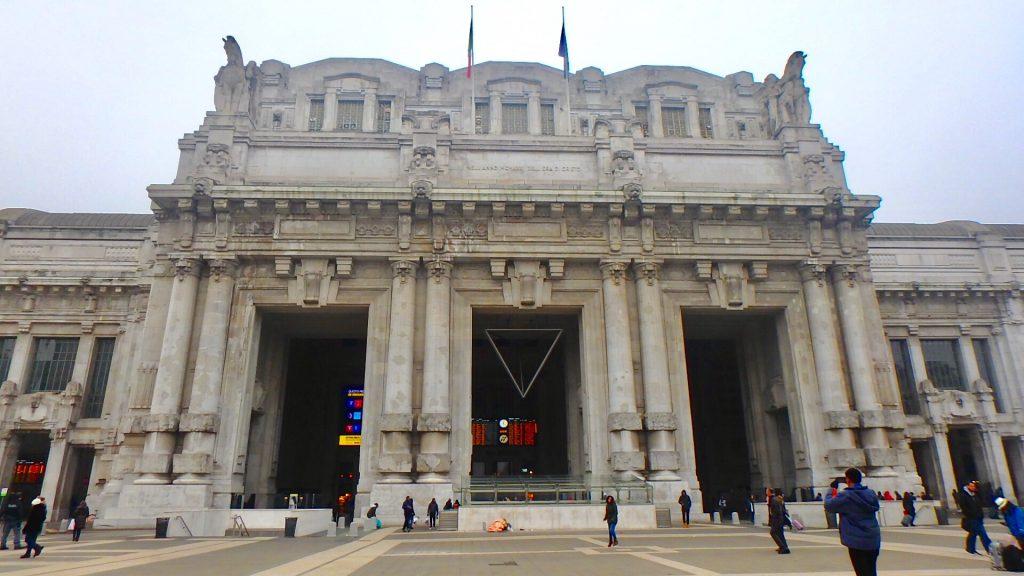 ミラノ中央駅 セントラル