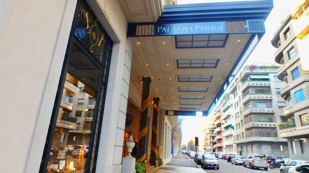 ミラノ 五つ星ホテル