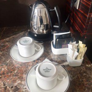 ミラノ ホテル コーヒー 紅茶