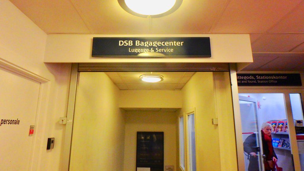 DSB Bagagecenter