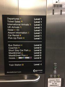 ロンドン スタンステッド空港