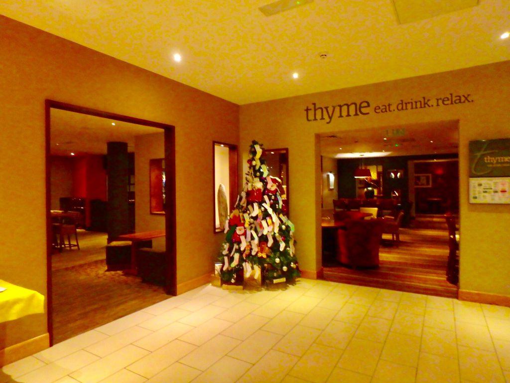プレミア イン ロンドン スタンステッド空港 レストラン