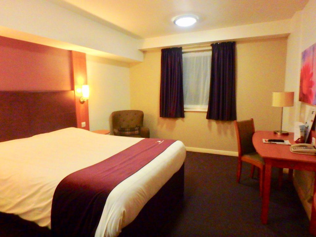 ロンドン スタンステッド空港 ホテル