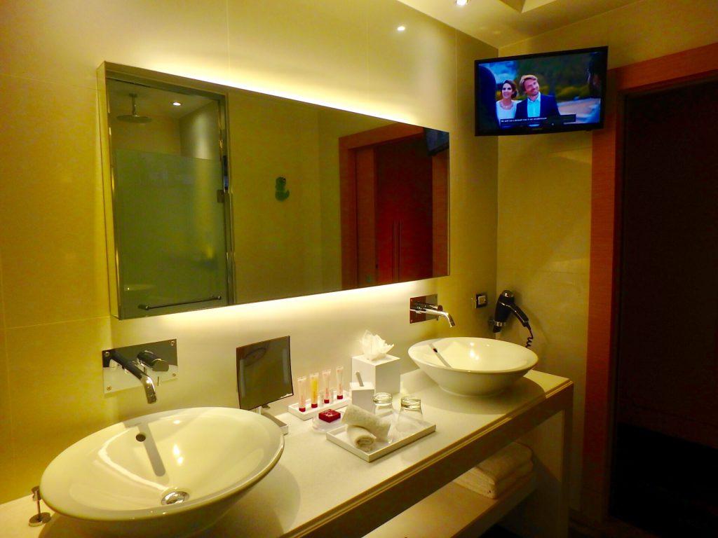 モナコ ホテル バスルーム
