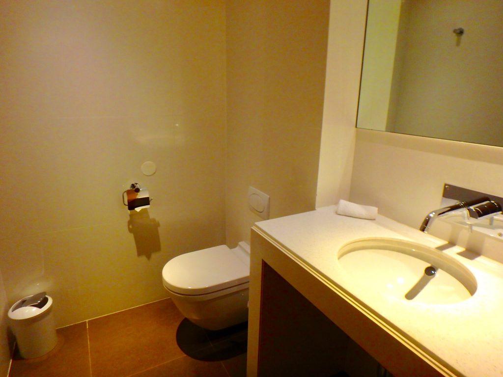 モナコ ホテル トイレ