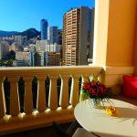 モナコの高級ホテル「モンテカルロ ベイ」スイートルーム宿泊記ブログ