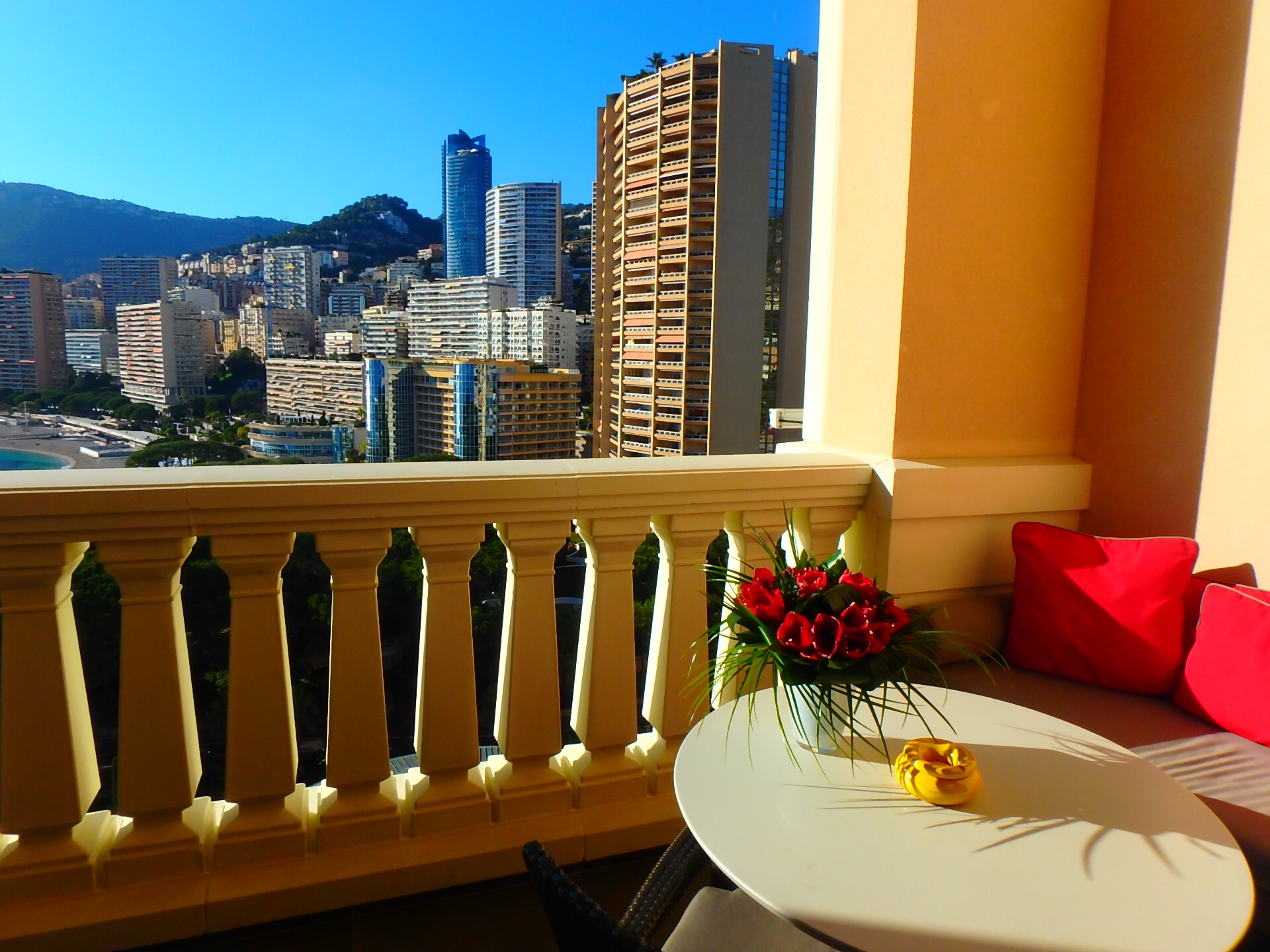 モナコ モンテカルロベイ ホテル スイートルーム